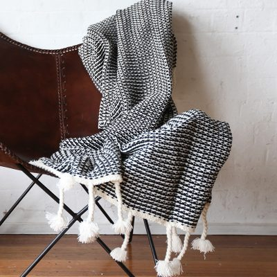THROW | Mason Waffle by Collective Sol