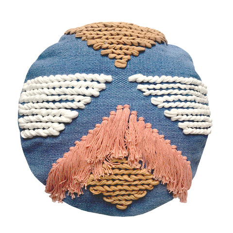 CUSHION | Calypso Round Cushion by Langdon LTD