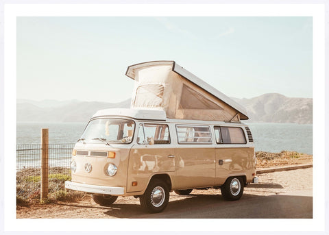 ART PRINT | Camper by Blackhaus Studios