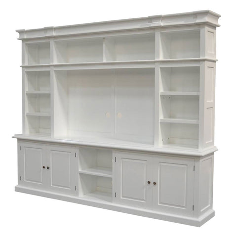 TV UNIT | Catherine Bookcase by Henry Oliver & Co