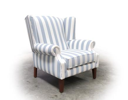 OCCASIONAL CHAIR | Chelsea Wing by Henry & Oliver Co.