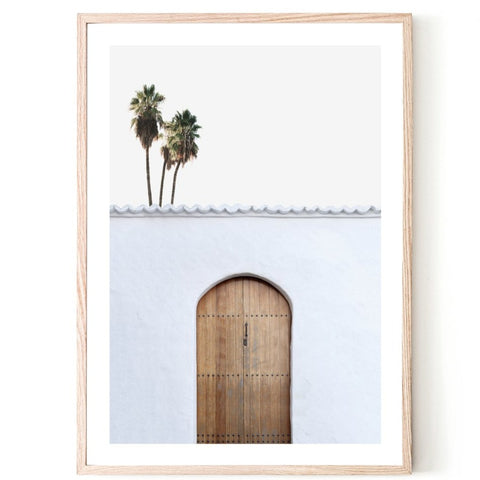 ART PRINT | Church Door by Blackhaus Studios