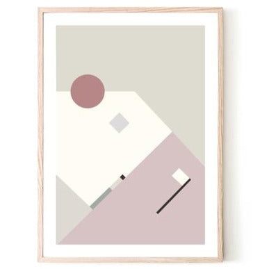 ART PRINT | Composition 3 by Blackhaus Studios