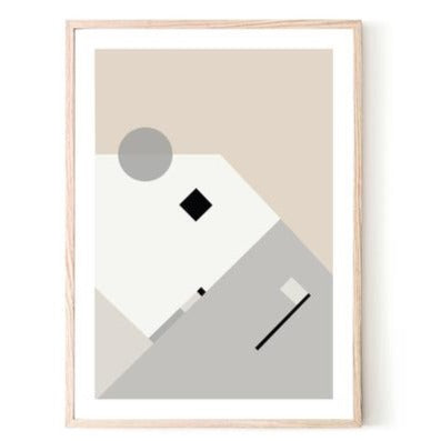 ART PRINT | Composition by Blackhaus Studios