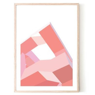 ART PRINT | Construct by Blackhaus Studios