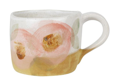 CUP | Dark-Canvas - Orchard Blossom