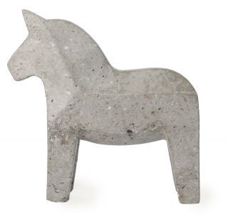VESSLE | Dala Horse | Natural by Zakkia