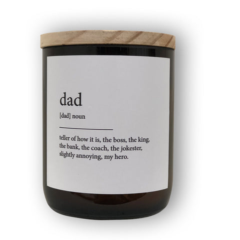 CANDLE | Dad by The Commonfolk