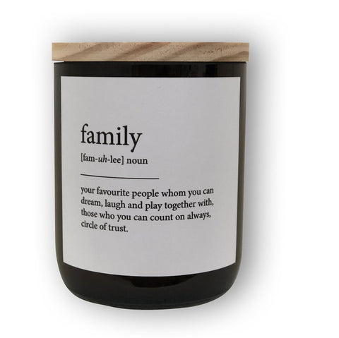CANDLE | Family by The Commonfolk