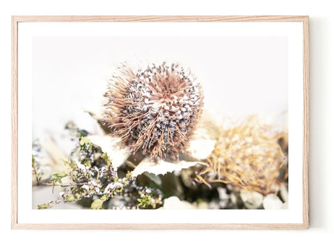 ART PRINT | Dried Bouquet 3 by Blackhaus Studios