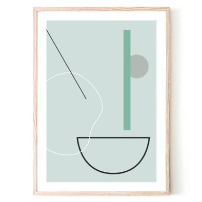 ART PRINT | Frame 2 by Blackhaus Studios