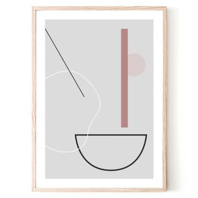 ART PRINT | Frame 3 by Blackhaus Studios