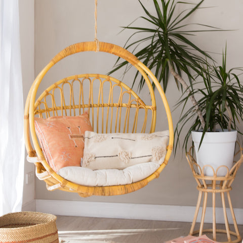 HANGING CHAIR | Goldie by Collective Sol