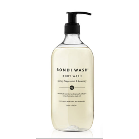 BODY WASH | sydney peppermint + rosemary by bondi wash