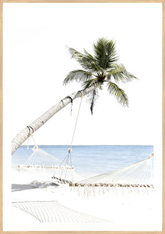 ART PRINT | Hammock by Blackhaus Studios