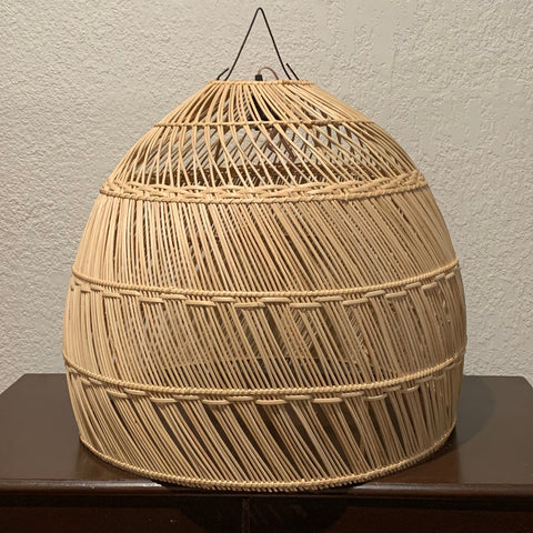 PENDANT | Rattan Round by Cranmore Home & Co