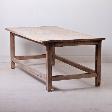 DINING TABLE | Old Wooden by Indigo Love Collective