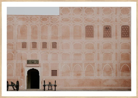 ART PRINT | Indian Entrance by Blackhaus Studios