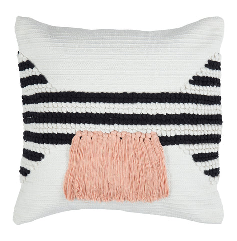 CUSHION | Juliet Black/White by Langdon LTD