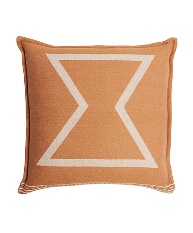 CUSHION | Lone Ranger Tan/Oats design by pony rider