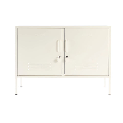 CONSOLE | The Lowdown in white by Mustard Made