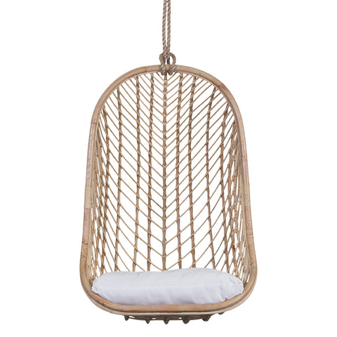 HANGING CHAIR | Makeba Natural by Uniqwa Furniture