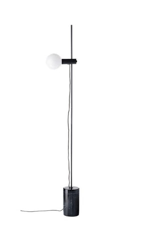 FLOOR LAMP | Max black by mrd home