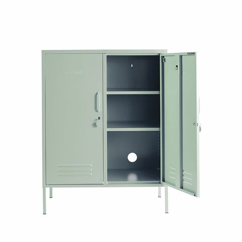 CABINET | The Midi in sage by Mustard Made