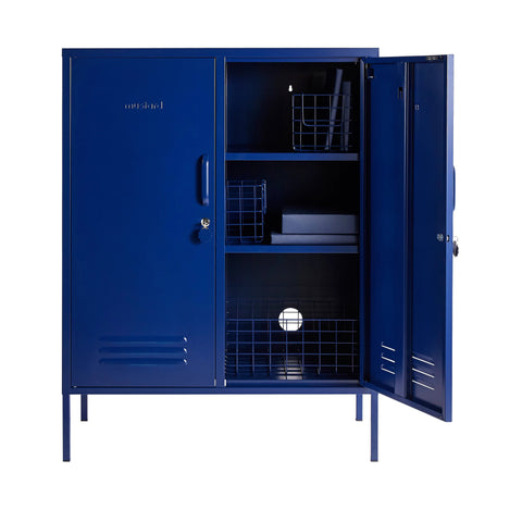CABINET | The Midi in navy by Mustard Made