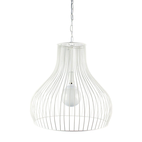 PENDANT | Gabby White by Oriel Lighting