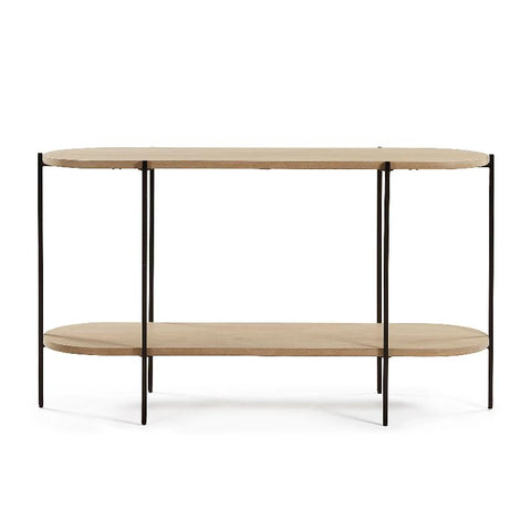 CONSOLE | Palmia Oval by Cranmore Home & Co