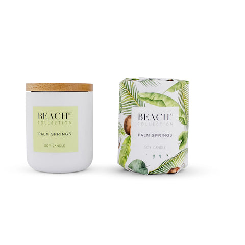 CANDLE | Palm Springs by Beach St Collection