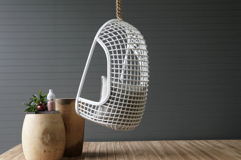 HANGING CHAIR | White