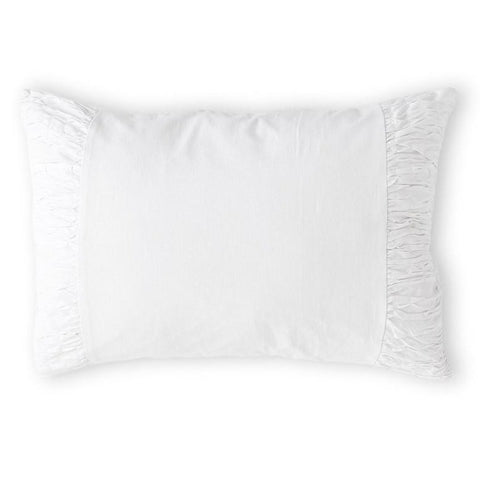 PILLOW CASE | white organic cotton by lazybones