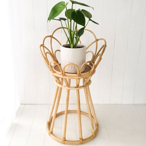 PLANT STAND | Poppy Natural by Collective Sol