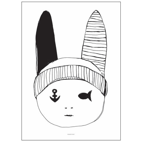 ART PRINT | sailor by pax + hart