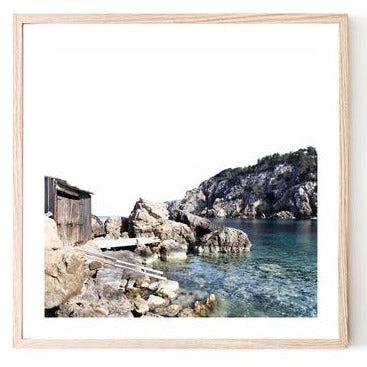 ART PRINT | Seascape by Blackhaus Studios