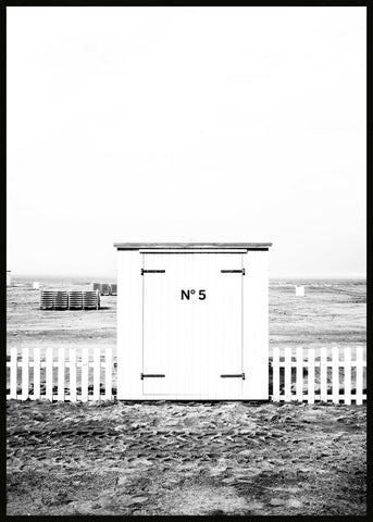 ART PRINT | Shed No5 by Blackhaus Studios