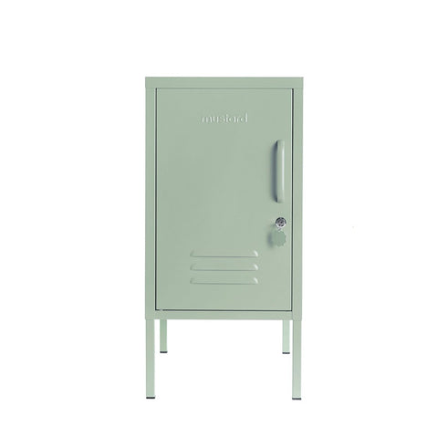 SIDE TABLE | BEDSIDE | shorty design in sage by mustard made