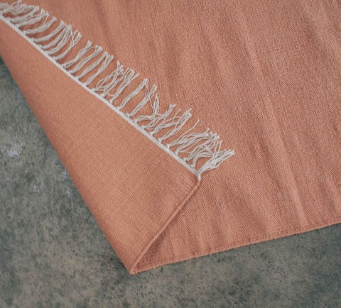 FLOOR RUG | Siesta Terracotta by OHH