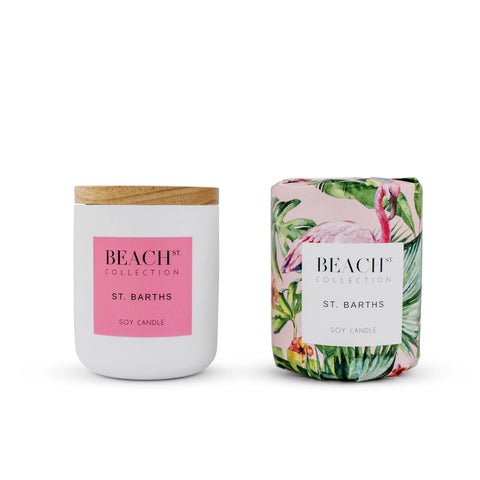 CANDLE | St Barths by Beach St Collection