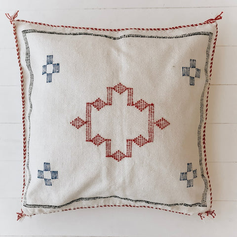 CUSHION | Moroccan Cactus Silk by Collective Sol