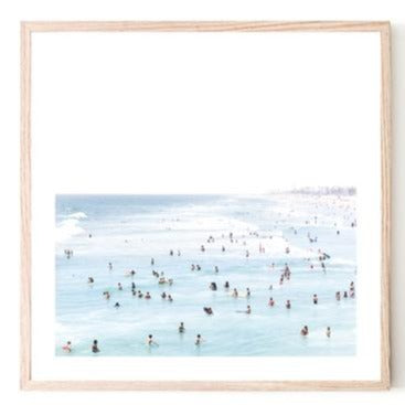 ART PRINT |  Swimmers by Blackhaus Studios