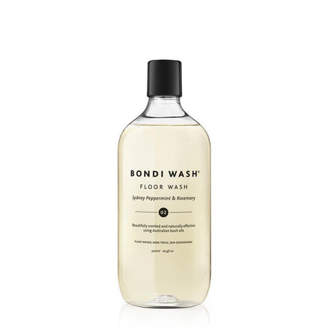 FLOOR WASH | lemon tea tree + mandarin by bondi wash