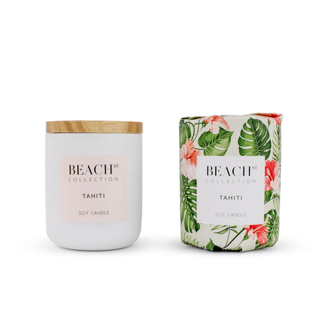 CANDLE | Tahiti by Beach St Collection