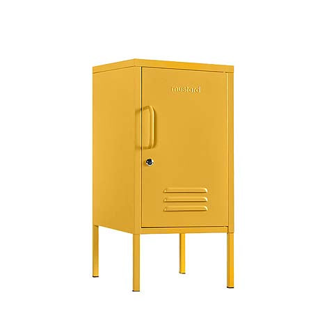 SIDE TABLE | BEDSIDE | shorty design in mustard by mustard made