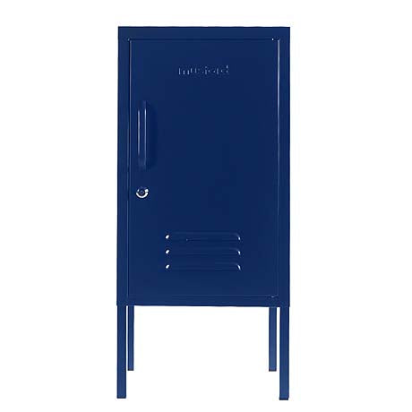 SIDE TABLE | BEDSIDE | shorty design in navy by mustard made