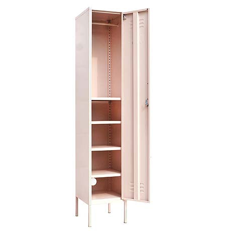 STORAGE | skinny design in blush by mustard made