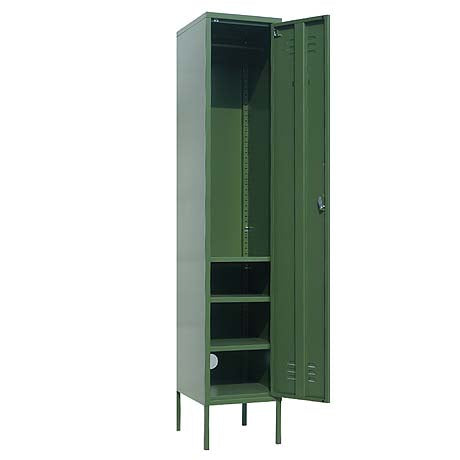 STORAGE | skinny design in olive by mustard made