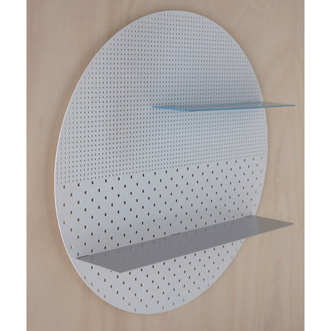 Exceptional ... SHELF | White Mesh Circle By Bride + Wolfe Photo